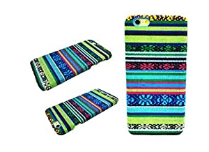 Mfashion Tribal Style Hard Plastic Back Skin Case Cover For Apple iPhone 6 Plus 5.5 inch - 2