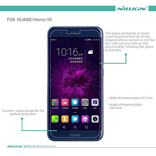 Nillkin Screen Protector for Huawei Honor V9 - H+PRO Anti Transparent