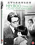 Book cover from Hey, Boo: Harper Lee and To Kill a Mockingbird by Cliffs
