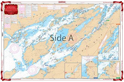 Waterproof Charts, Standard Navigation, 78 The Thousand - Navigation Waterproof Charts