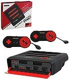 Retro-Bit Super Retro TRIO Console: Red/Black