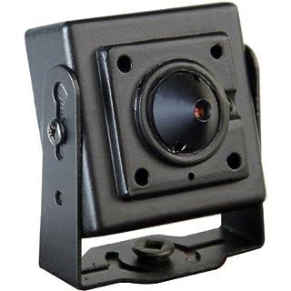 VideoSecu Mini CCTV Hidden Security Camera Pinhole Lens Covert Color CCD Wide Angle Home Surveillance MC16 1P8 (B000GIP98Y) | Amazon price tracker / tracking, Amazon price history charts, Amazon price watches, Amazon price drop alerts