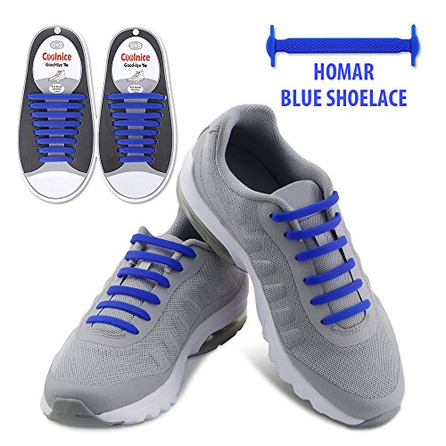 Homar Reflective No Lock No Tie Shoelace - Performance Sneaker Shopping Results