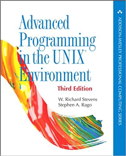 Programming ebook the environment in advanced unix