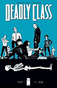 Deadly Class #1 (English Edition)