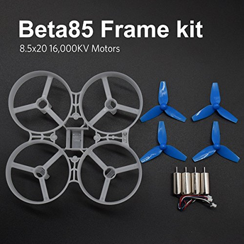 Beta85 85mm Whoop Frame Kit with 8.5x20mm Motors 48mm 3-Blade Props
