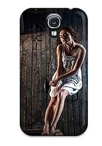[WwmcKIM3857AYCjE]premium Phone Case For Galaxy S4/ Mood Tpu Case Cover