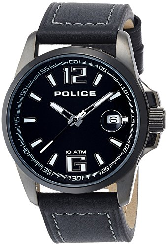 POLICE watch Lancer 12591JVSUB-02 21000 LANCER Men with calendar [regular imported goods]