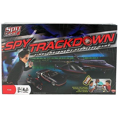 Wild Planet Spy Gear Spy Trackdown Game