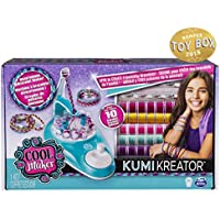 Cool Maker KumiKreator Friendship Bracelet Maker, Quick &...
