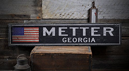 metter-georgia-rustic-hand-made-vintage-distressed-wooden-us-flag-sign-925-x-48-inches