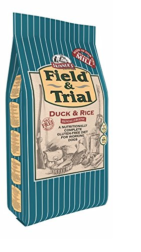 GroceryLand Skinners Field and Trial Duck and Rice Dry Mix 15kg