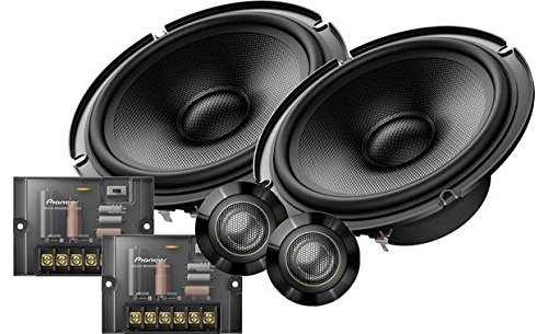 (Pioneer TS-Z65CH | 17 cm 2-Way Component Speaker System (330 W))