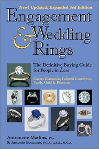 Télécharger de nouveaux livres kindle ipadEngagement & Wedding Rings 3/E: The Definitive Buying Guide for People in Love in French PDF CHM ePub