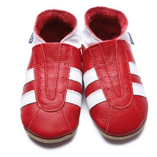 Polegadas Sapatos De Bebê Azul, Menina - Bebê Calçados Puschen 20-22 Cm