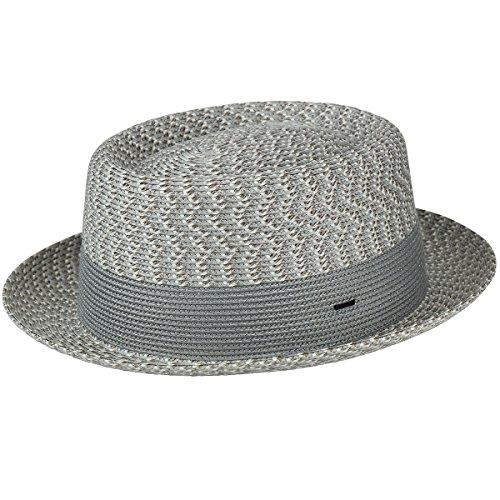Bailey of Hollywood Mens Telemannes Pork Pie Fedora Hat