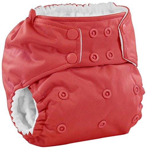 Rumparooz One Size Cloth Pocket Diaper Snap, Spice