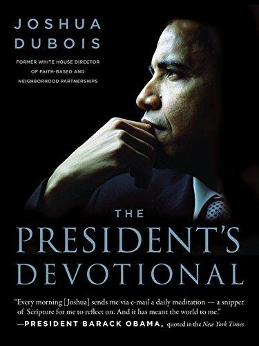 The President's Devotional: The Daily Readings That Inspired President (Barack Obama Calendar)