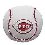 The Northwest Company Cincinnati Reds MLB Travel Cloud Pillow (11X11)
