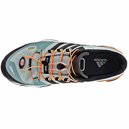 Scarpa Sportiva Adidas Per Esterno Terrex Fast R Gtx Tattile Verde / Nero / Vapore Acciaio