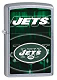 Personalized Zippo Lighter NFL New York Jets - Free Engraving