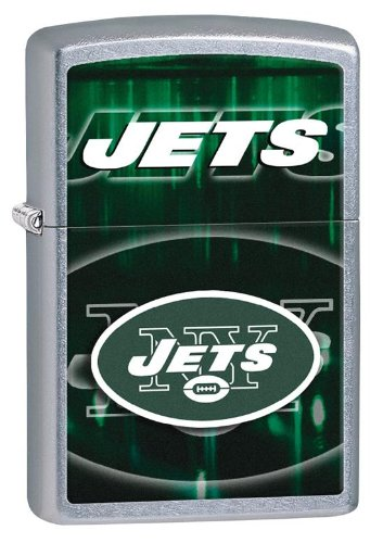 Nfl Zippo New York Jets - Personalized Zippo Lighter NFL New York Jets - Free Engraving