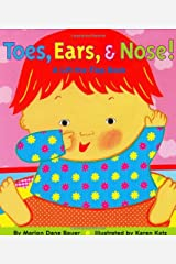Toes, Ears, & Nose!: A Lift-the-Flap Book (Karen Katz Lift-the-Flap Books) Board book
