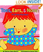 #5: Toes, Ears, & Nose! A Lift-the-Flap Book
