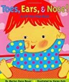 Toes, Ears, & Nose!: A Lift-the-Flap Book (Karen Katz Lift-the-Flap Books)
