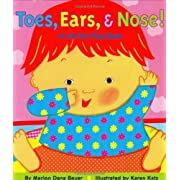 Toes, Ears, Nose! A Lift-the-Flap Book