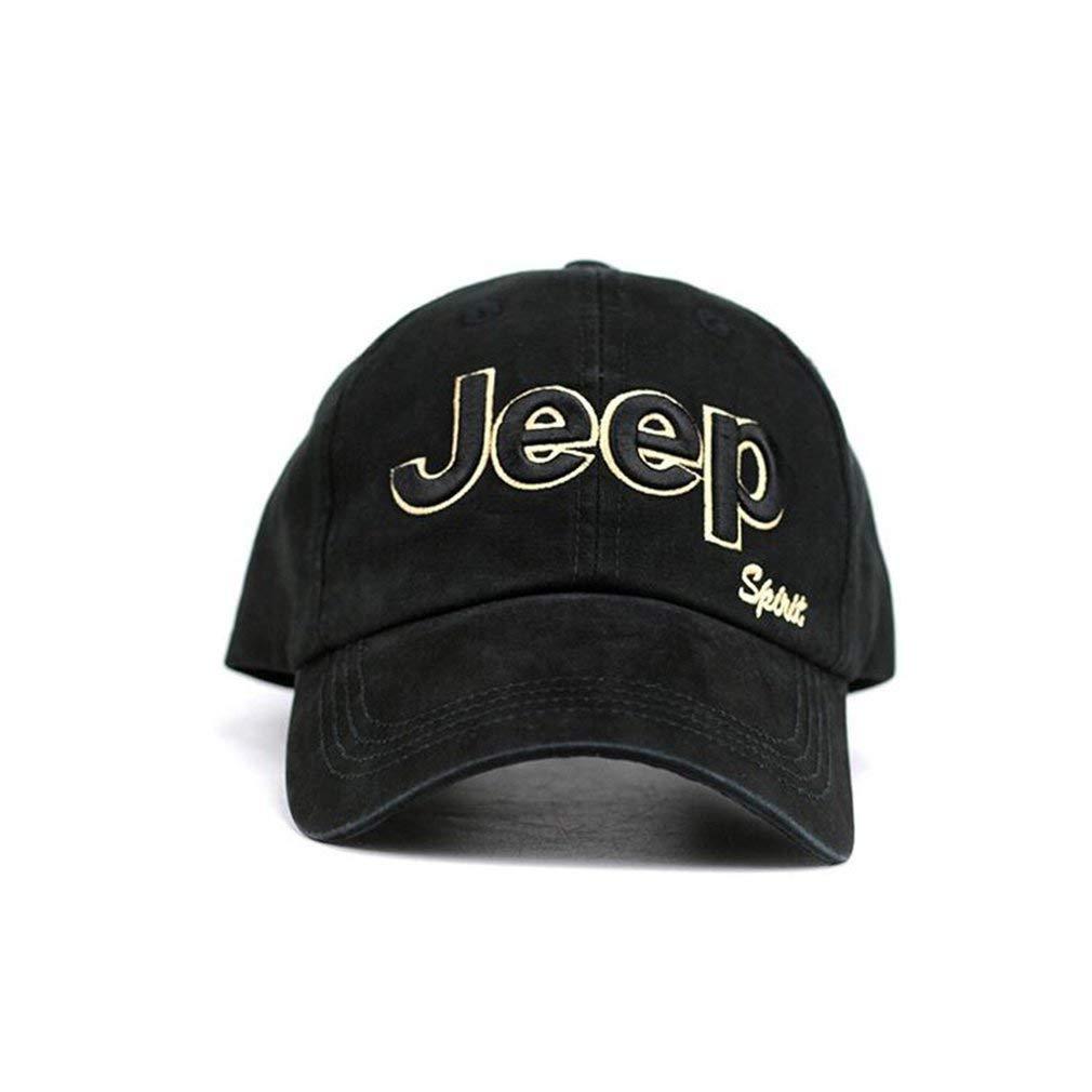Leoboone Jeep Sombrero Alfabeto Retro Gorras de béisbol para ...