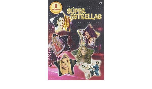 Amazon.com: 6 Peliculas Super Estrellas: 6 Peliculas Super Estrellas: Movies & TV