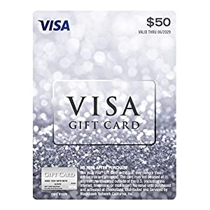 Best Epic Trends 51Rc5S-d2ML._SS300_ $50 Visa Gift Card (plus $4.95 Purchase Fee)
