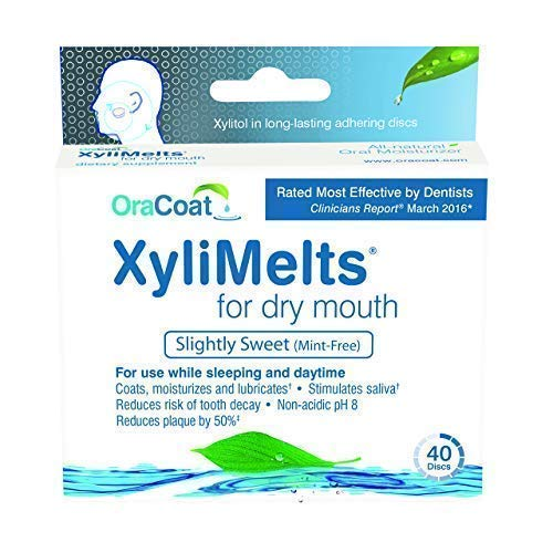 Mild Box - Orahealth XyliMelts Discs 40 EA - Buy Packs and SAVE (Pack of 5)