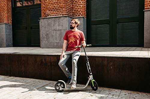 Amazon.com: Blade Scooter para adultos, ruedas inflables ...
