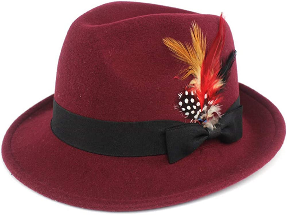 Wool-Like Fedora Hat Felt...