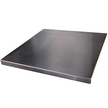 Protector de encimera de acero inoxidable para cortar bordes ...