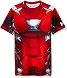Under Armour Iron Man Alter Ego Compression T-Shirt