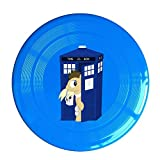 YQUE56 Unisex My Little Pony And Doctor TV Whooves Outdoor Game Frisbee Sport Disc RoyalBlue