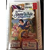Walt Disney's Snow White & the Seven Dwarfs Clamshell VHS