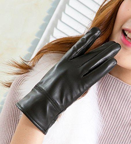 [FERE8890] レディース ガールズ 手袋 グローブ 裏起毛 保温 おしゃれ ふわふわ 冬 暖かい 厚手 女性用 防寒 冷え対策 アウトドア スマート 運転対応 人気 エレガント 女性 用