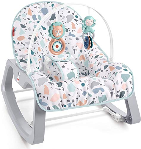 Fisher-Price Infant-to-Toddler Rocker Pacific