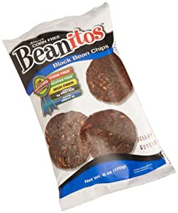 Beanitos Black Bean Chips, 6-Ounce Bags (Pack Of 9)