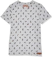 Camiseta Estampa Disney, Colcci, Masculino