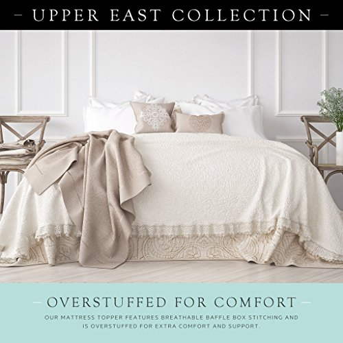 Upper East tier 3 Inch down Mattress Toppers