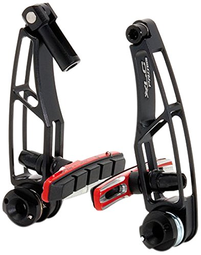 XLC Pro SL V-Brake BR-V05 Alu für VR oder HR, Schwarz, 2500301800