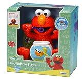 : Gazillion Bubbles Elmo Motorized Bubble Blower