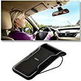 VicTsing Wireless Bluetooth 3.0 Multipoint Handsfree Speakerphone Car Visor Speakerphone for iphone 6 5 5S 5C 4S 4 Samsung Galaxy S5 S4 S3 S2 Note 3 2 HTC ONE M8 M7 Sony xperia All Bluetooth Smartphones