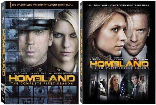 (Homeland: Complete Seasons 1-2)