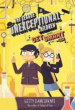 book cover of Get Smart-ish